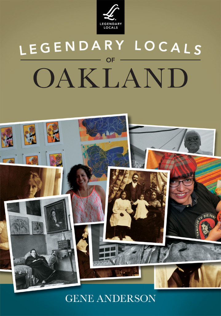 December walk: Legendary Locals of Oakland